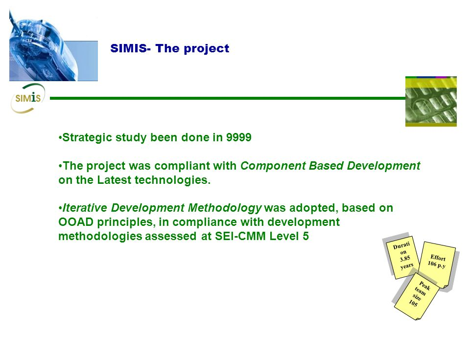 Strategic study been done in 9999