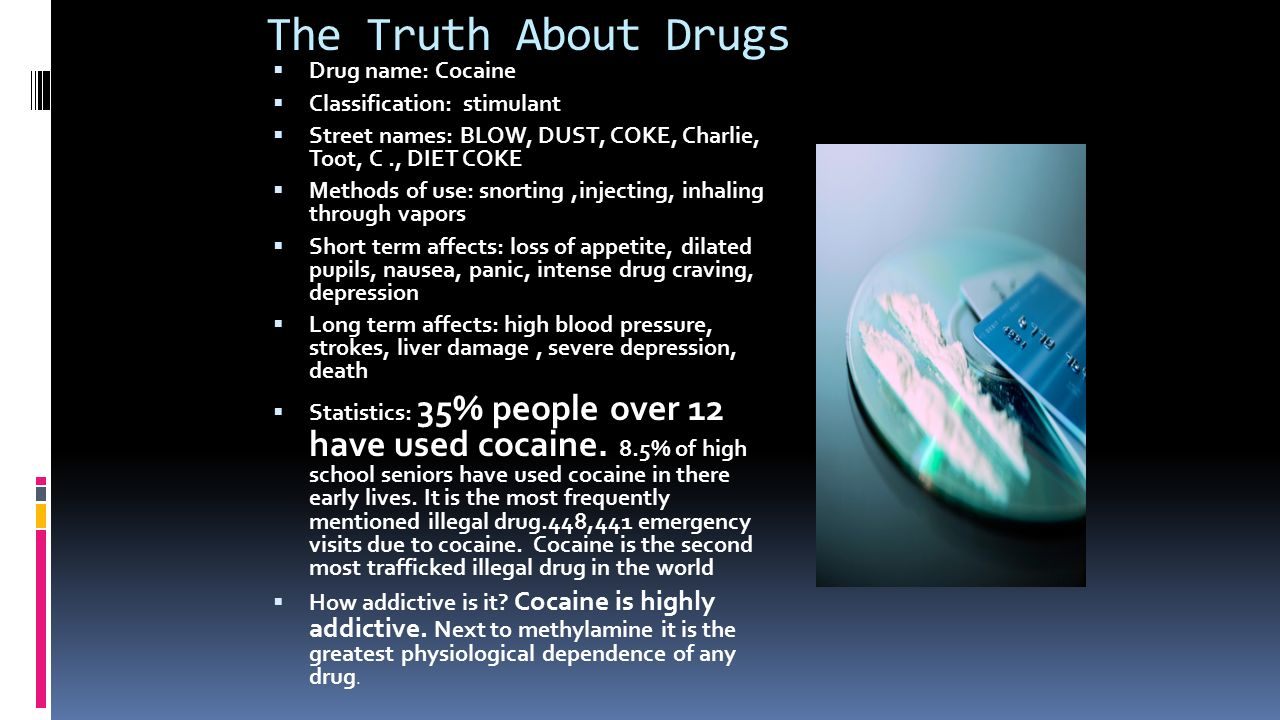Dilated Pupils Drugs Of Abuse