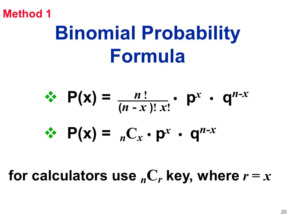 Chapter 4 Probability Distributions ppt download – Binomial Probability Worksheet