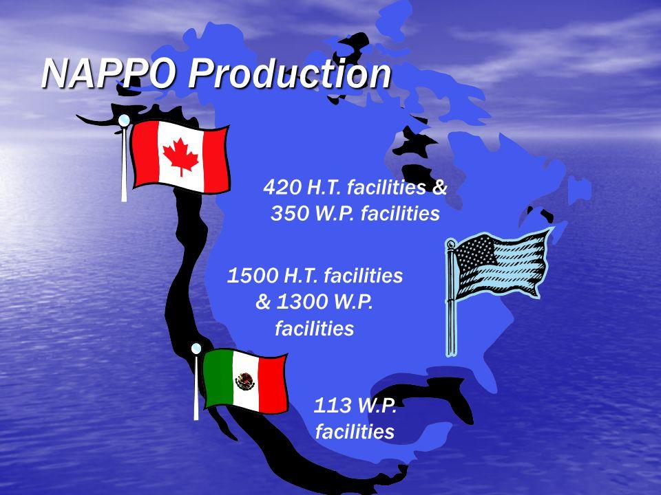 1500 H.T. facilities & 1300 W.P. facilities