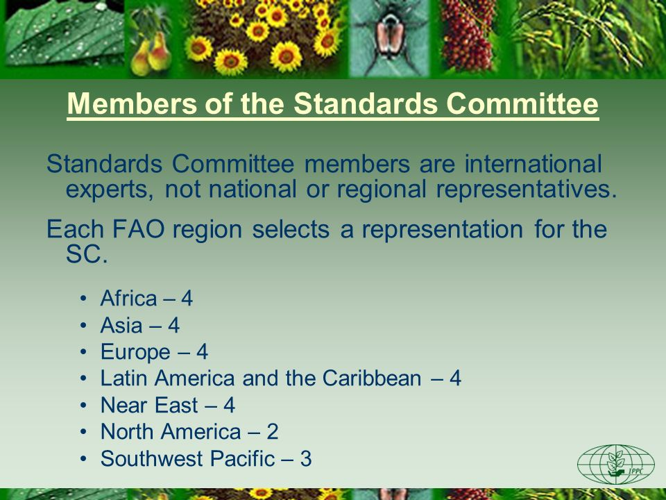 Members of the Standards Committee