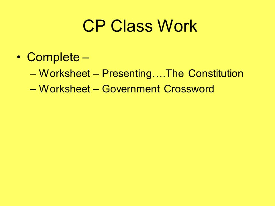 Unit 2 The Constitution ppt download – Amending the Constitution Worksheet