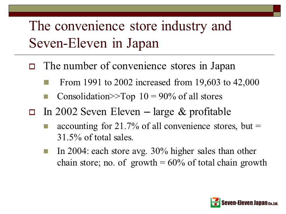 case analysis seven eleven japan co essay
