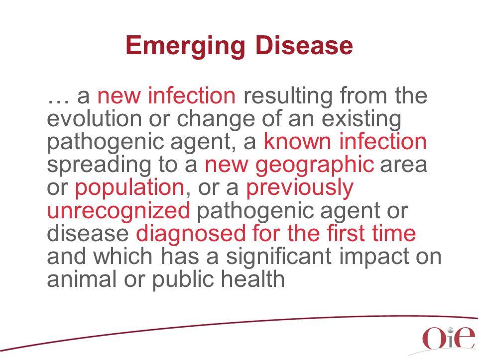 Emerging Disease