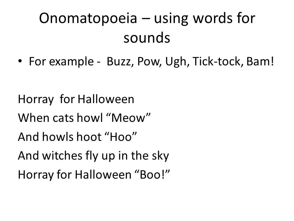 Onomatopoeia Examples And Definition Literary Devices Mandegarfo