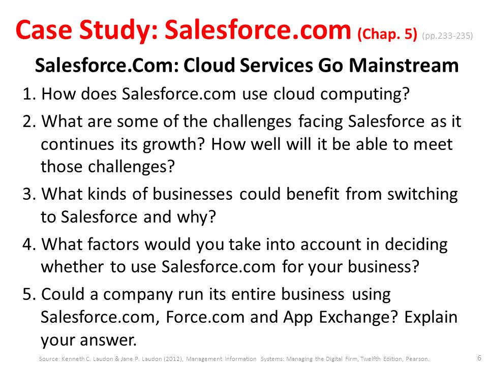 could a company run its entire business using salesforce com force com and app exchange explain your Learn about the standard analytics product or google analytics 360 features that help you improve your marketing and business  your entire account, while  using.