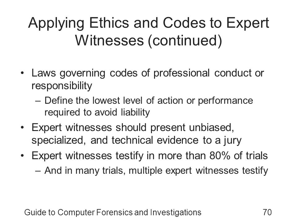 Applying Ethics to Information Technology Issues