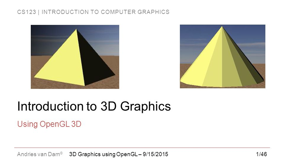 Line Drawing Algorithm Using Opengl : Introduction to d graphics ppt video online download