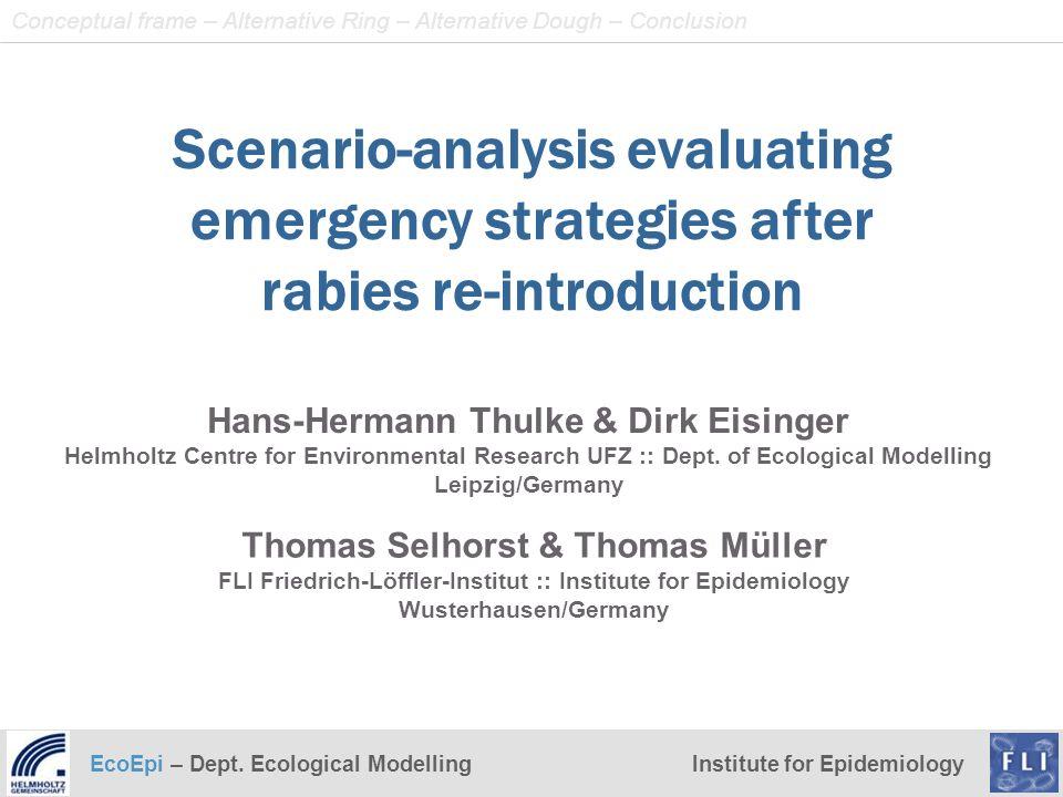 Hans-Hermann Thulke & Dirk Eisinger Thomas Selhorst & Thomas Müller