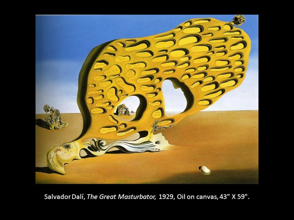 The Great Masturbator Dali