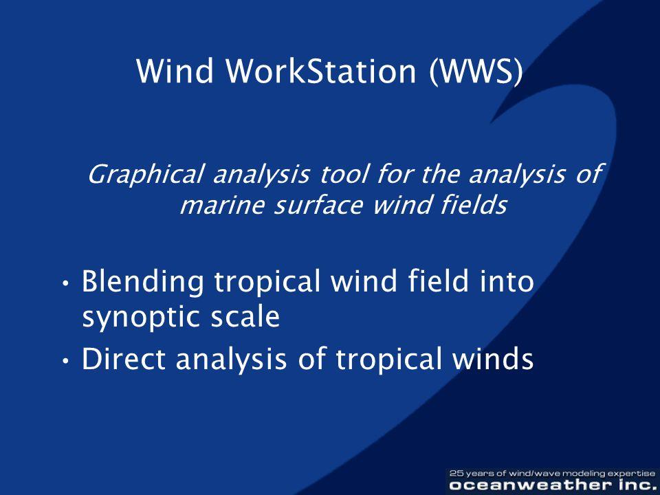 Wind WorkStation (WWS)