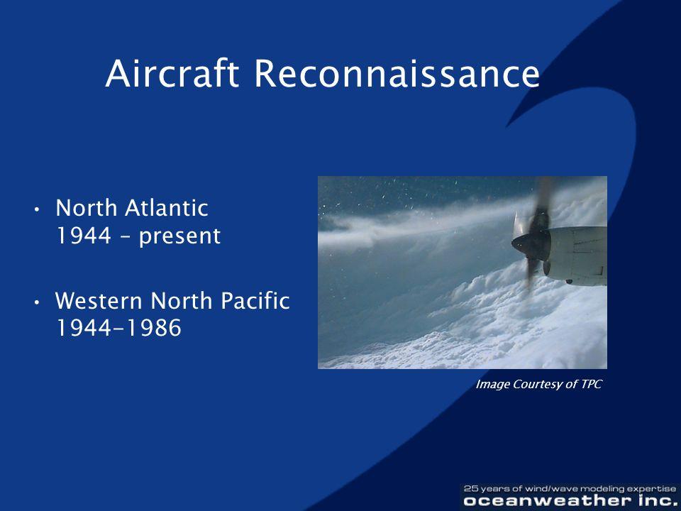 Aircraft Reconnaissance