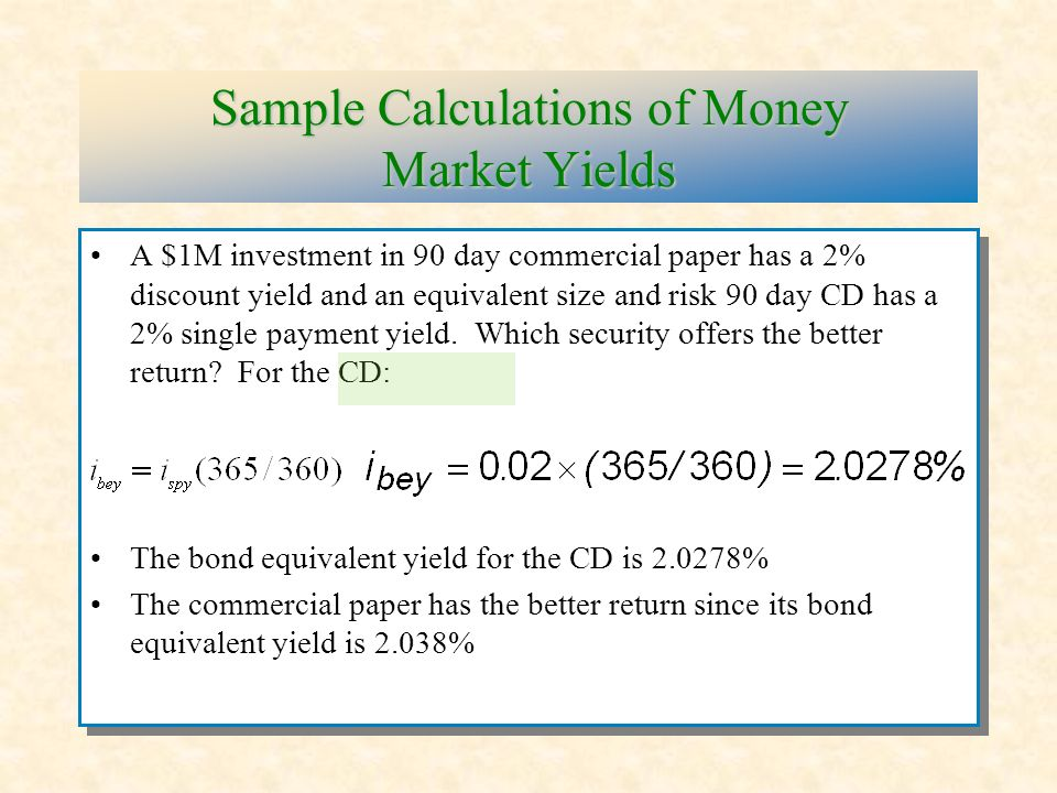 Commercial paper is a short-term security issued by