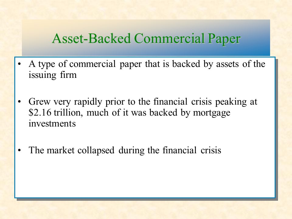paper commercial analysis