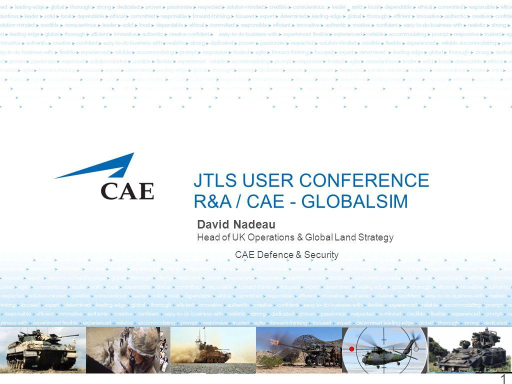 4ada9c55c2c JTLS User Conference R&A / CAE - GlobalSim David Nadeau - ppt video ...