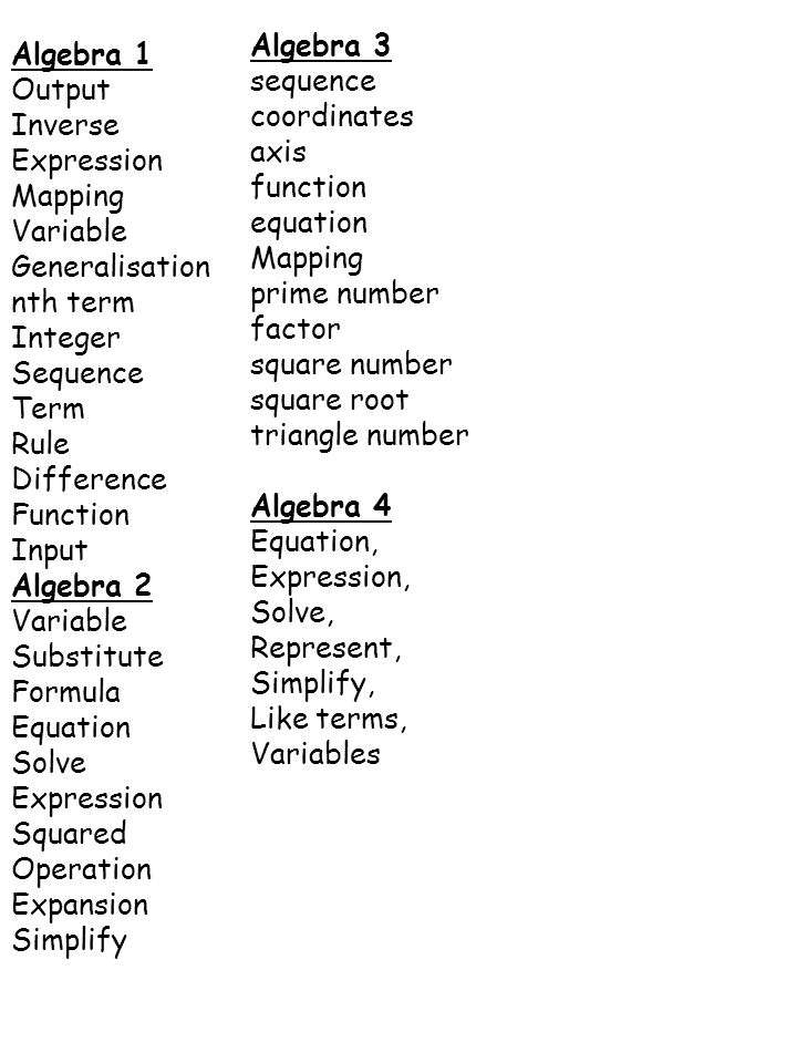 prime number and equation