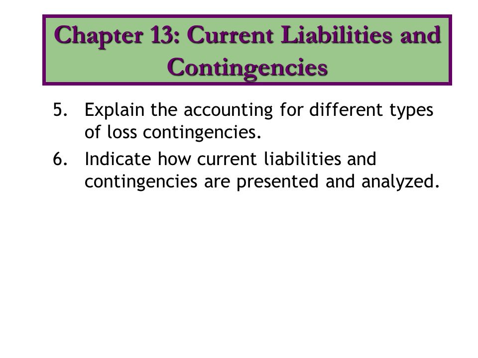 accounting for loss contingency Asc 450, contingencies, outlines the accounting and disclosure requirements for loss and gain contingencies an estimated loss from a loss contingency is recognized only if the available information indicates that (1) it is probable that an asset has been impaired or a liability has been incurred at the reporting date and (2) the amount of the loss can.