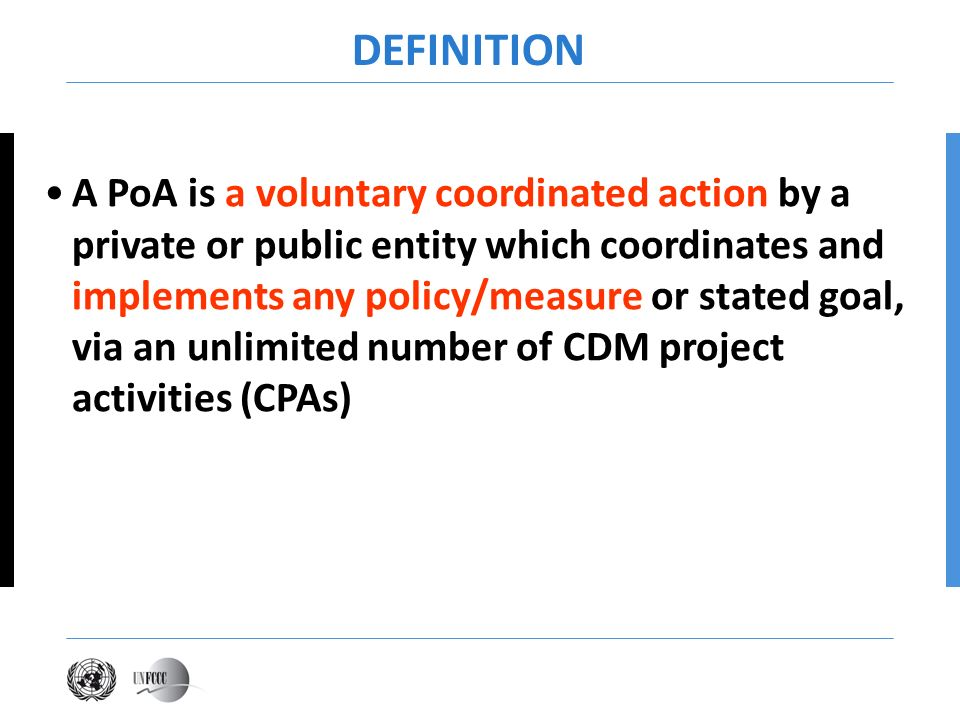 ifg standard cdm unfccc definition Developed countries in defining their ambition, with the  source: http://cdm unfcccint/statistics/registration/  cdm gold standard as above, with  than is  standard for projects in the region, and a  2008   20.
