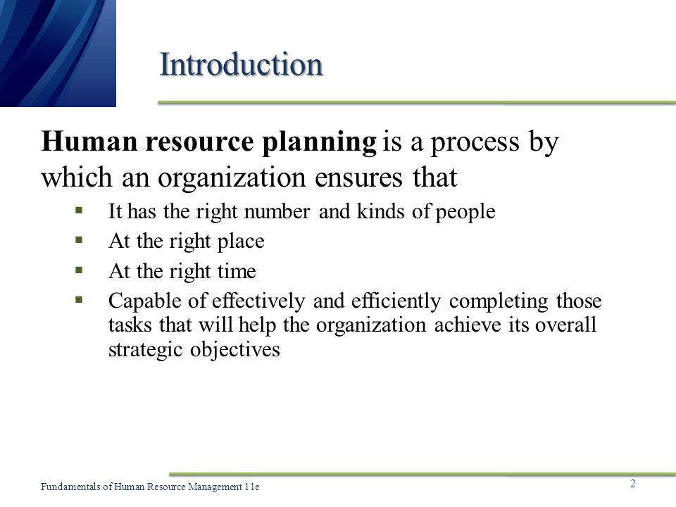 an analysis of the human resources management perspectives Start studying human resource management chapter 1 job analysis, human resource/employment planning  take a broader perspective.