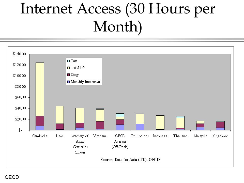 Internet Access (30 Hours per Month)