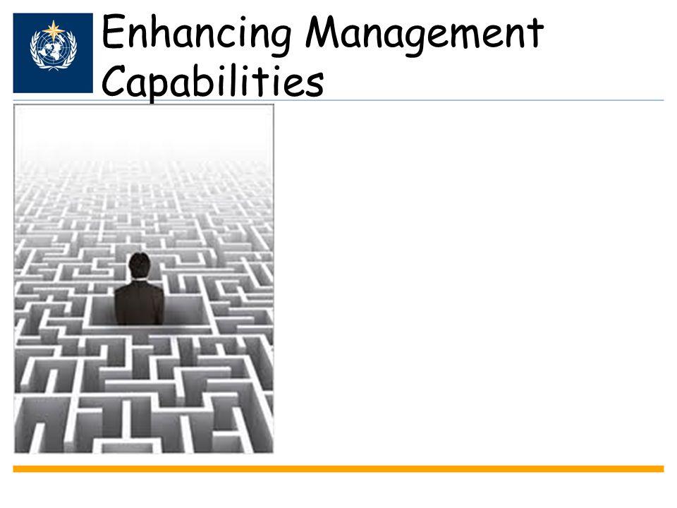 Enhancing Management Capabilities
