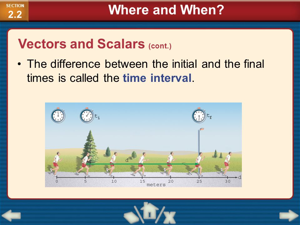 difference between scalar and vector quantity pdf