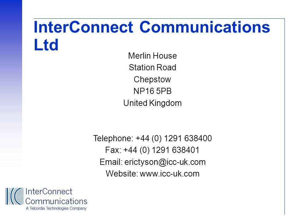 InterConnect Communications Ltd