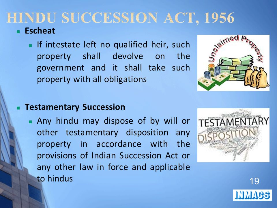 hindu succession act 2005-9-6 english: the hindu succession (amendment) act, 2015 was passed by the parliament of india it further amends the hindu succession act, 1956.
