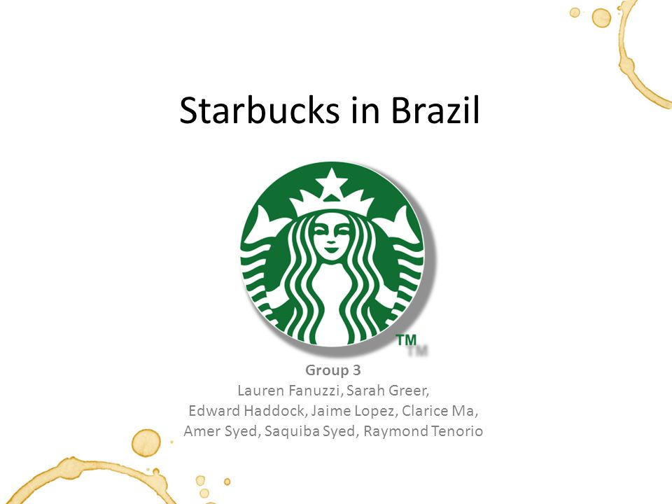 an overview of the starbucks coffee company Since 1971, starbucks coffee company has been committed to ethically sourcing and roasting the highest quality arabica coffee in the world today, with stores around the globe, the company is the premier roaster and retailer of specialty coffee in the world.