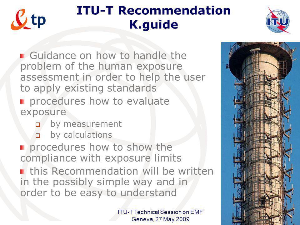 ITU-T Recommendation K.guide