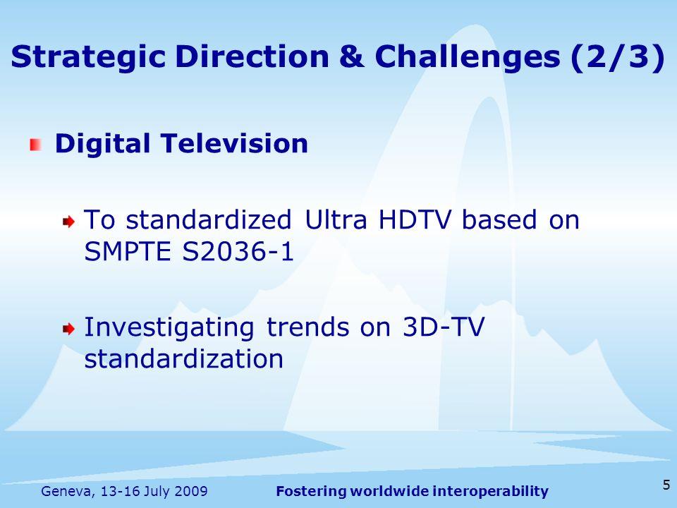 Strategic Direction & Challenges (2/3)