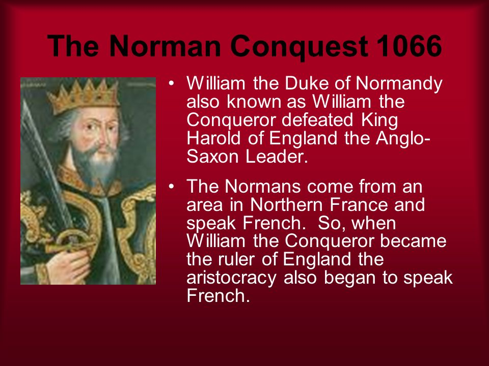 Norman Conquest 1066 Essay