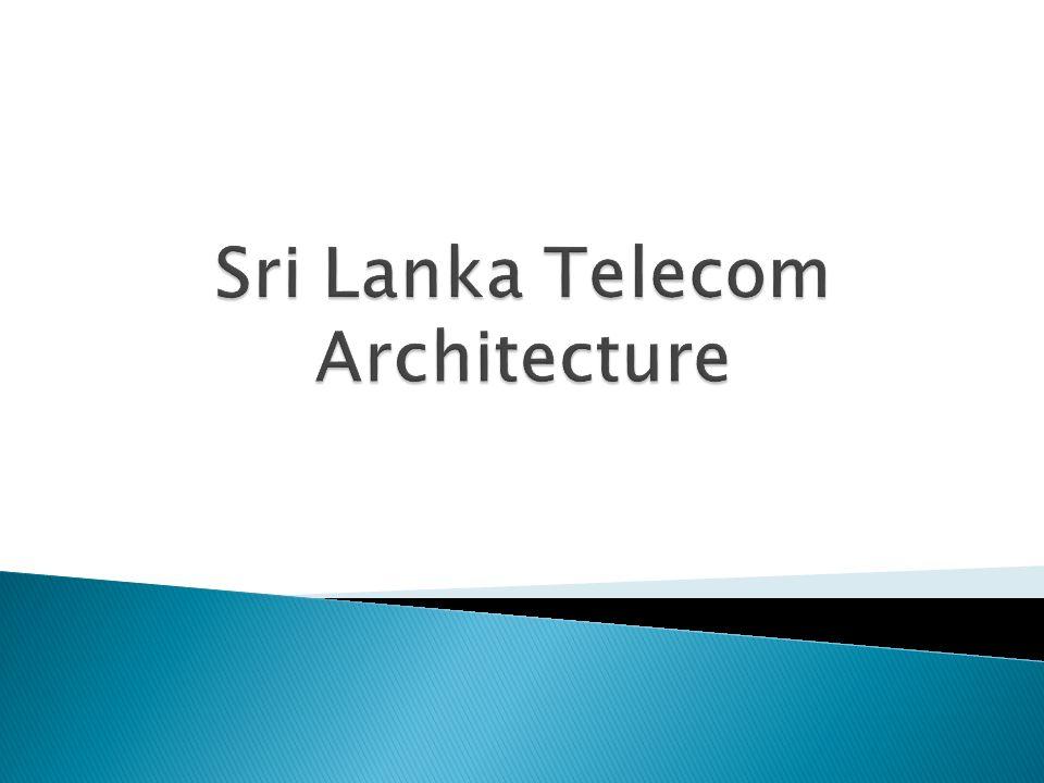 Sri Lanka Telecom Architecture