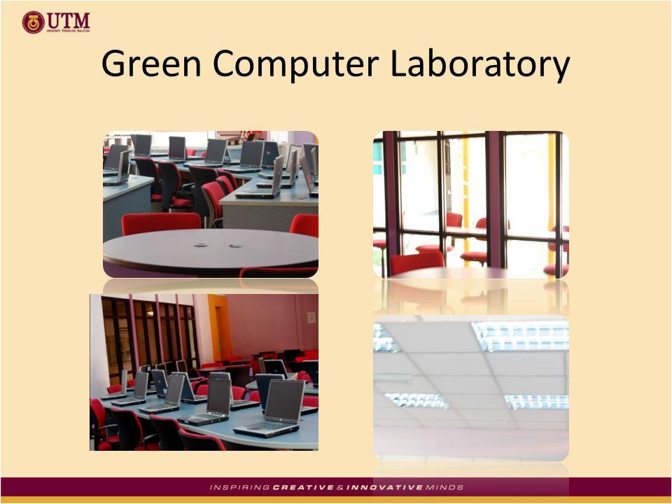Green Computer Laboratory