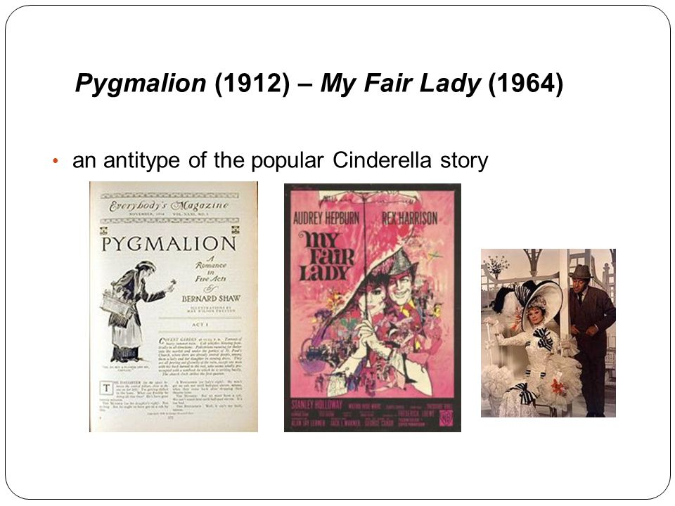 pygmalion my fair lady essay Pygmalion my fair lady essay individual article nbsp dublin port company is bringing us back to the journeys taken by a few of our greatest writers who used the .