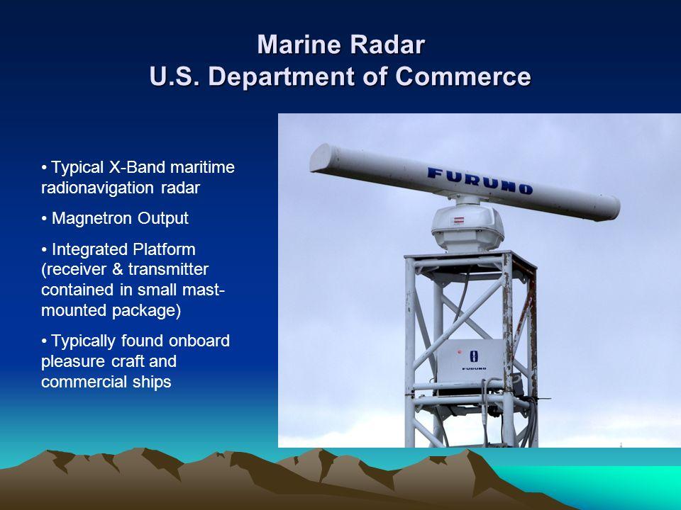New Radar Technology Mhz Band Ppt Video Online Download