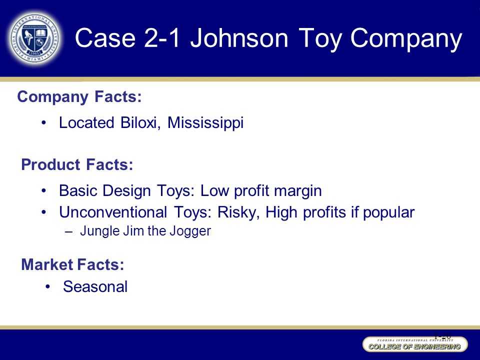 sales and johnson toy company For more than a hundred years, new mothers have trusted johnson's® products to provide the purest, gentlest, and mildest care for their babies.