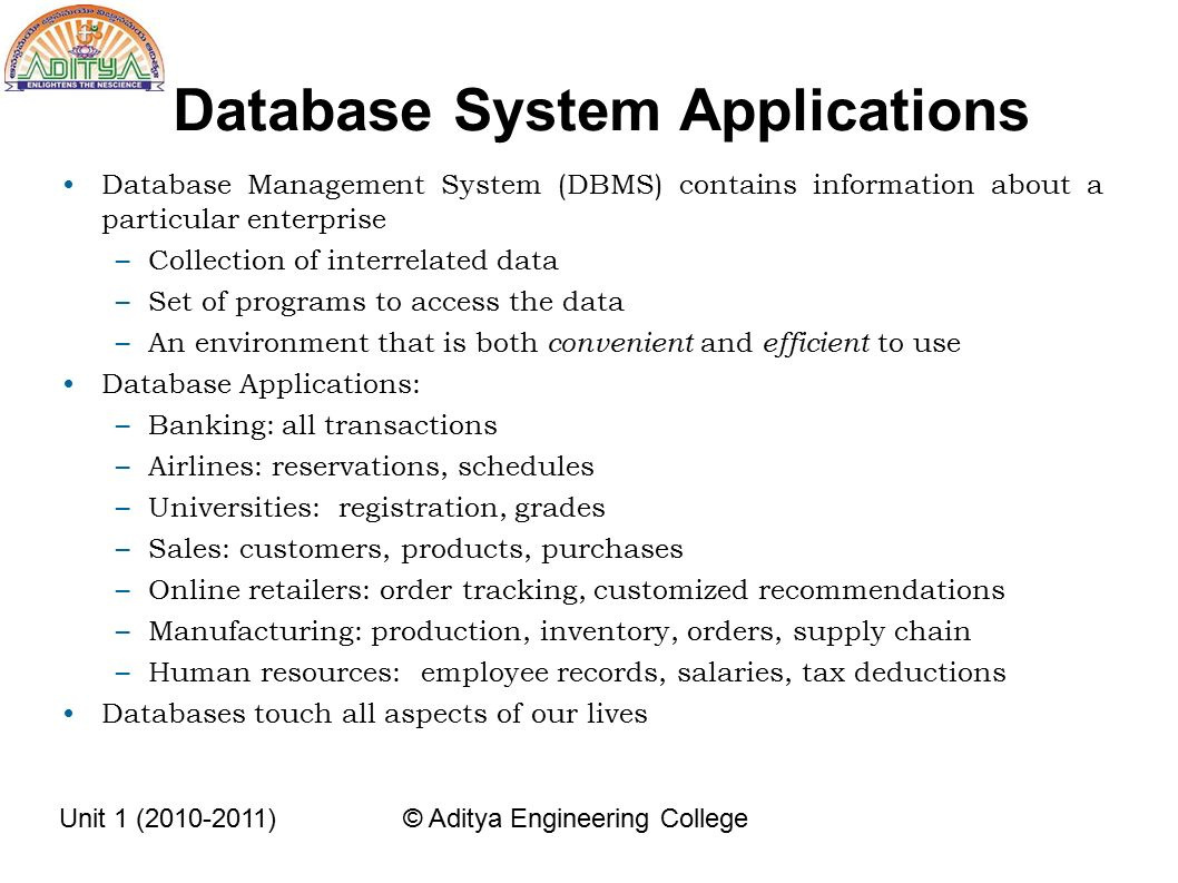 Database Management Systems Ppt Video Online Download