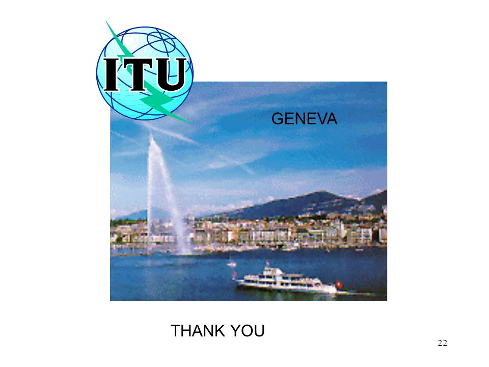 GENEVA THANK YOU
