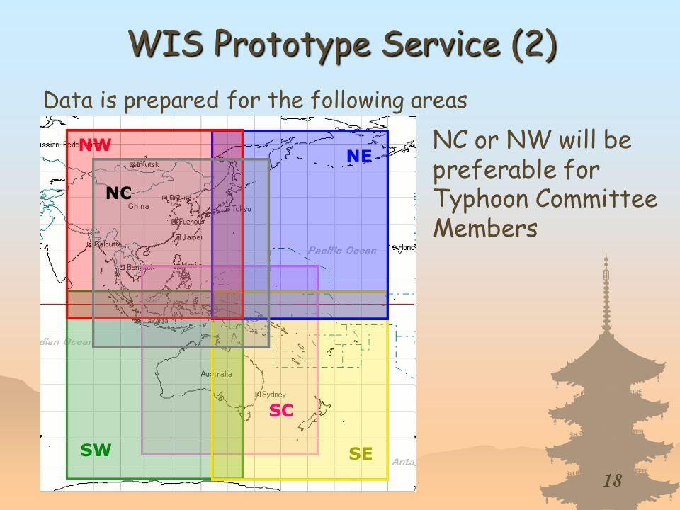 WIS Prototype Service (2)