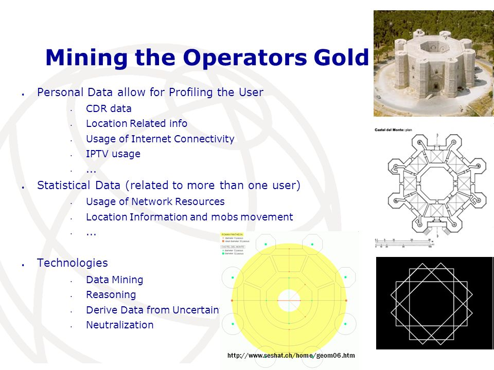 Mining the Operators Gold Mines