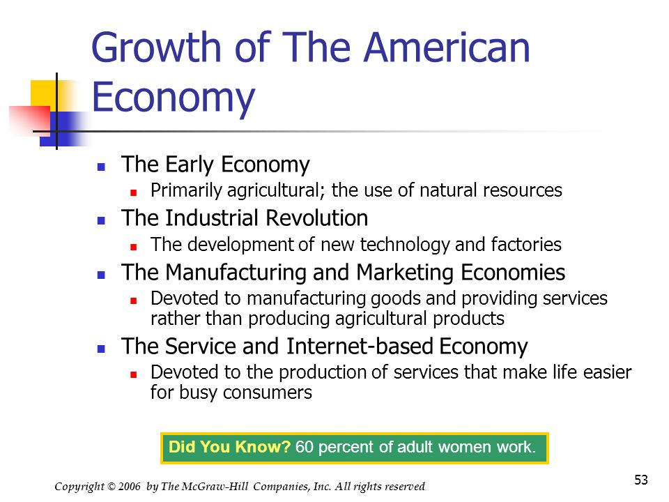 american manufacturing and the us economy essay The economic history of the united states is about characteristics of and important developments in the us economy american system of manufacturing#use of.
