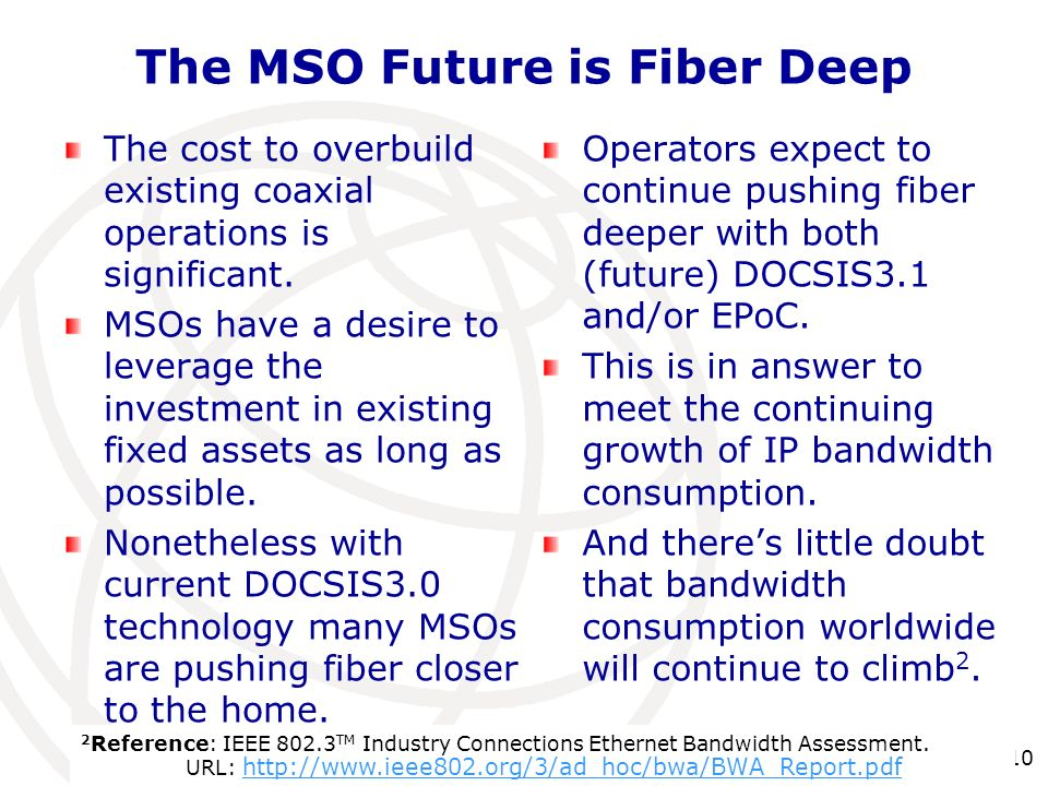 The MSO Future is Fiber Deep