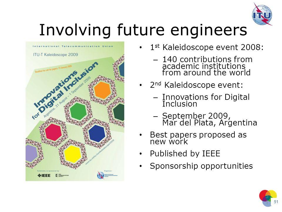 Involving future engineers