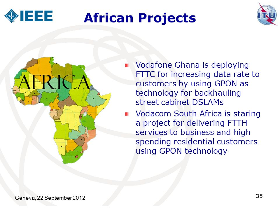 African Projects