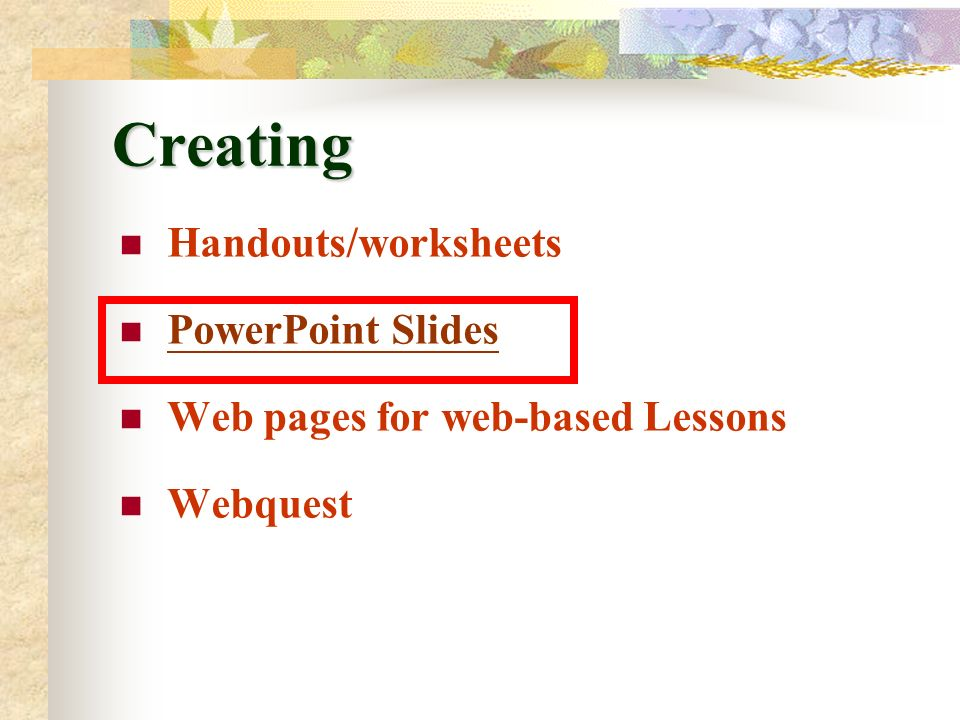 how to put powerpoint into handout