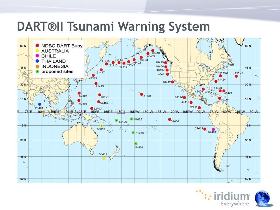 DART®II Tsunami Warning System