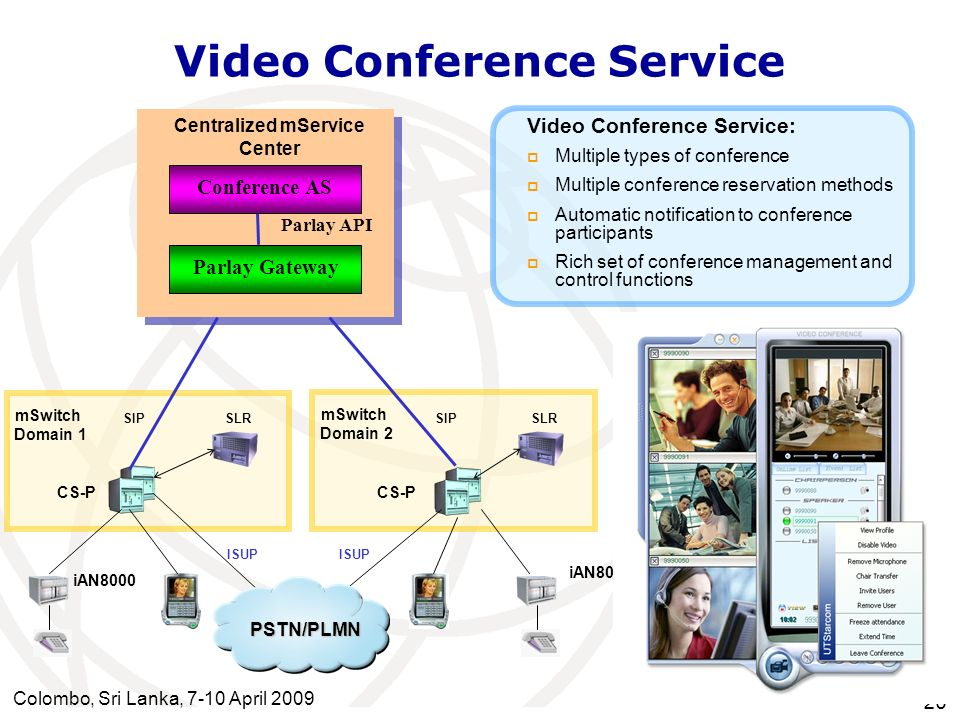 Video Conference Service