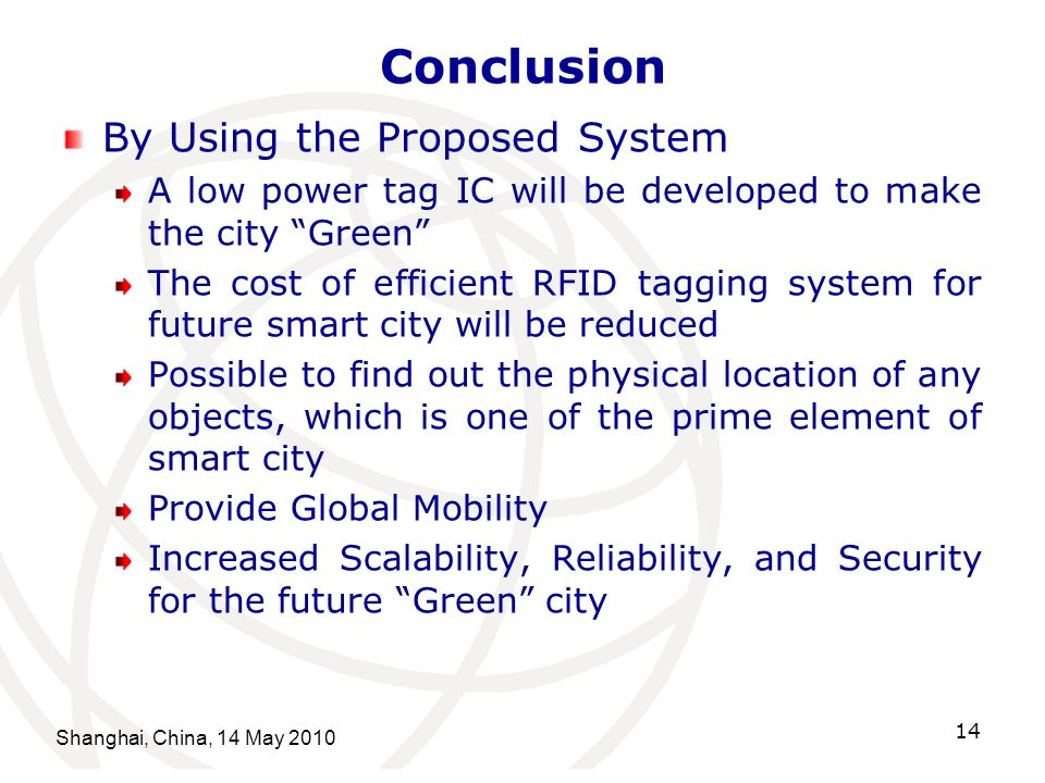 Conclusion By Using the Proposed System