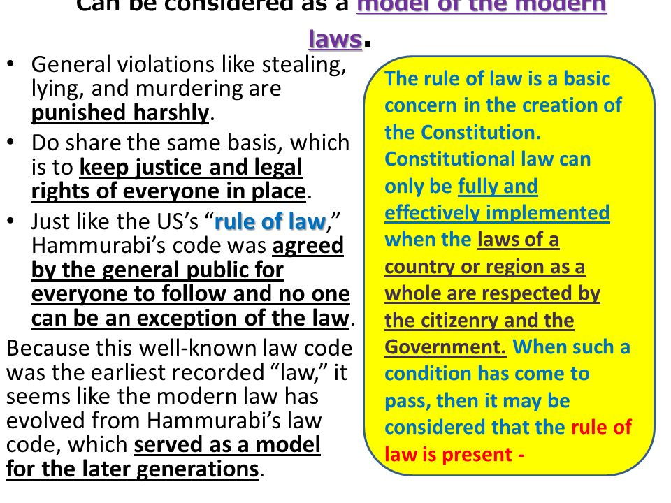 present condition of rule of law The rule of law in historical perspective  templation of their far worse condition in the absence of  rule of law merely with the existence of public.